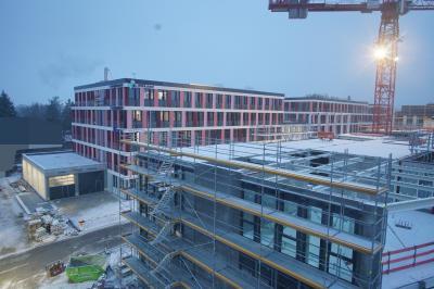Campus Neuried, München